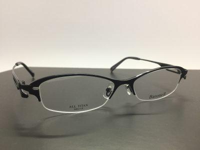 大きいメガネでハイデザイン系バローネⅡ