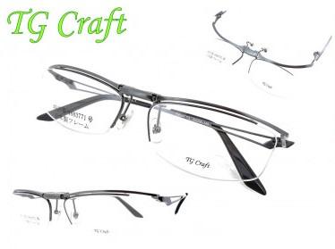 Falconたまむら眼鏡跳ね上げメガネTG Craft1