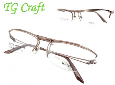 Falconたまむら眼鏡跳ね上げメガネTG Craft3