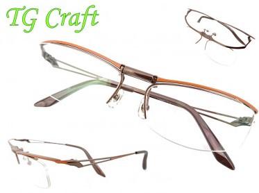 Falconたまむら眼鏡跳ね上げメガネTG Craft7