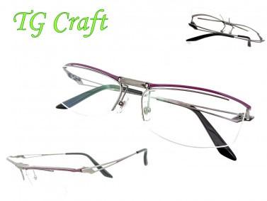 Falconたまむら眼鏡跳ね上げメガネTG Craft8