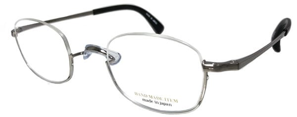 逆ナイロール型の強度近視メガネフレーム