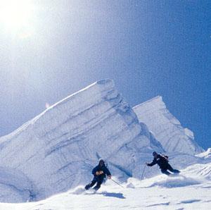 スキー競技において深視力は勝負を分ける