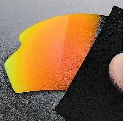 レンズの油膜などのふき取りが簡単なコーティングを採用したレンズ