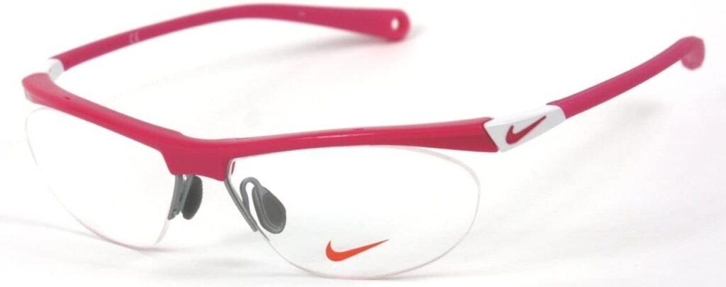 ナイキ女性用スポーツメガネ