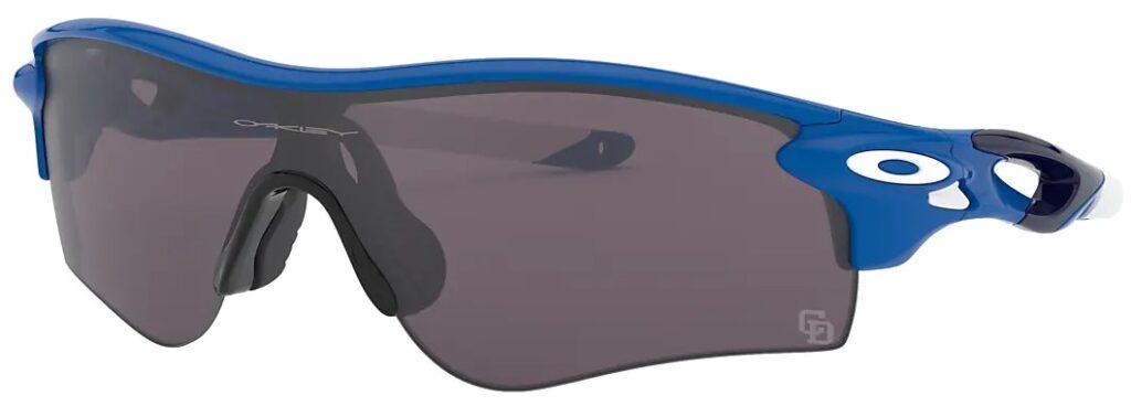 Team Blueテニス用サングラスRADARLOCK® PATH