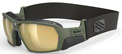 ゴーグルタイプとメガネタイプを兼用にできる保護眼鏡AGENT Q