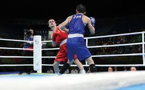 眼球運動はボクシングのパフォーマンスに影響を及ぼす