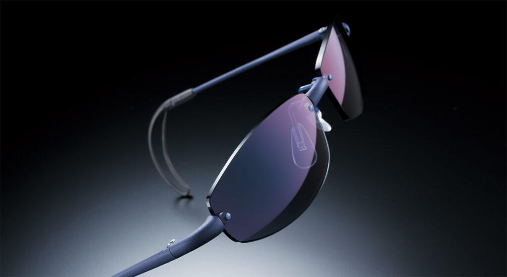 ズレにくいテニスどきのメガネ&サングラス