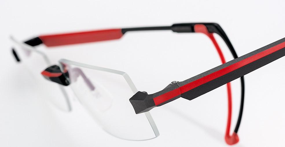 ズレにくいテニスどきのメガネ RZ