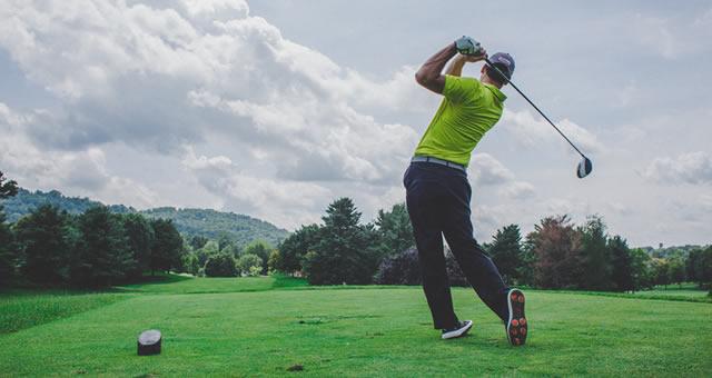 ゴルフどきのボールの見え方が変わるタレックス偏光レンズ