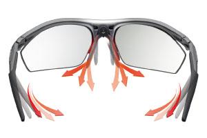 ご自身で調整可能なサングラス