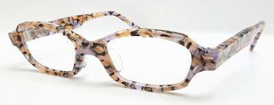 ワンドドッグ強度近視用メガネヘーゼルパープル