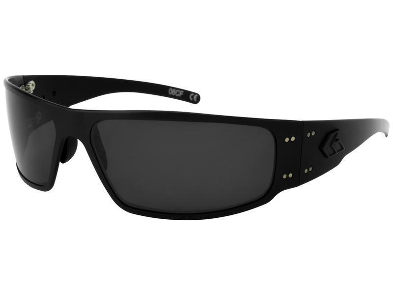 Tactical Black Frame/ Grey Smoked Lenses