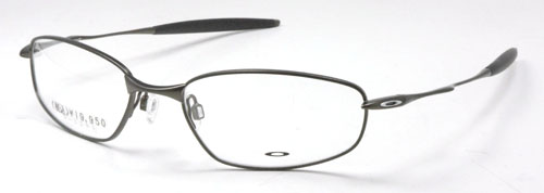 オークリーメガネフレーム度入り対応モデルWHISKER 6B