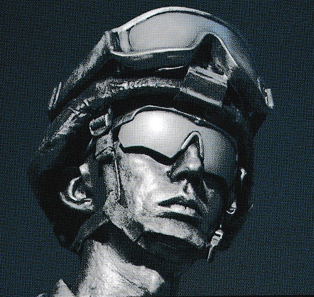 アメリカワシントン州兵軍記念博物館銅像