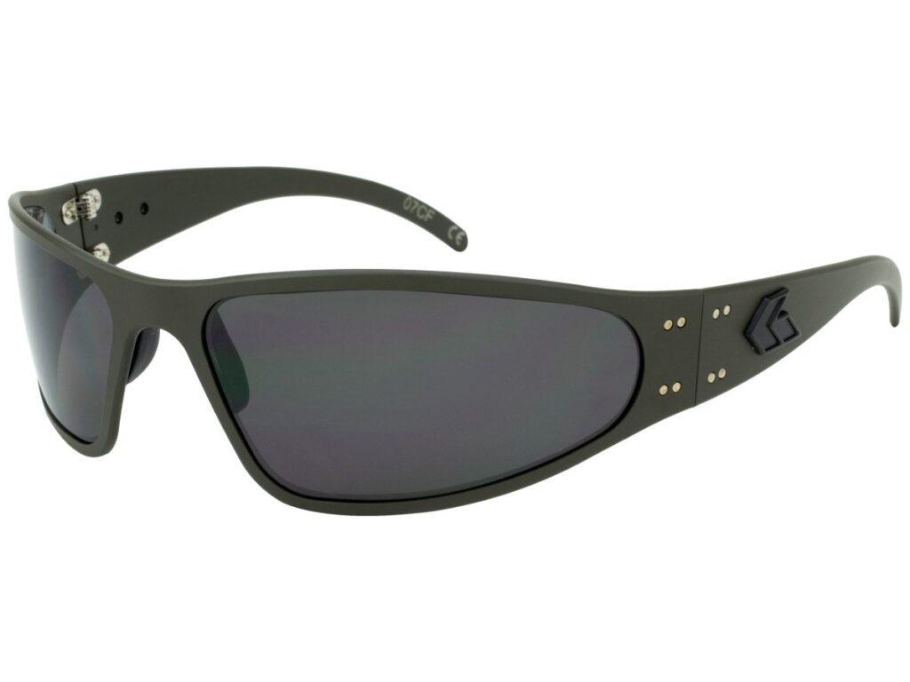 WRAPTOR/ Olive Drab Green Frame / Grey Polarized