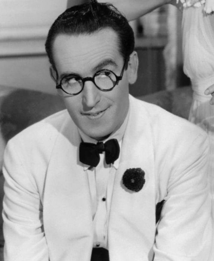 ハロルド・クレイトン・ロイドのメガネ