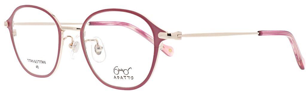 レディース用遠近両用眼鏡WOPブルーム:AD008