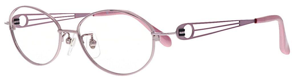 ご婦人用遠近両用眼鏡WOPブルーム:BL3039J