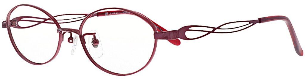 ご婦人用遠近両用眼鏡WOPブルーム:BL3040J