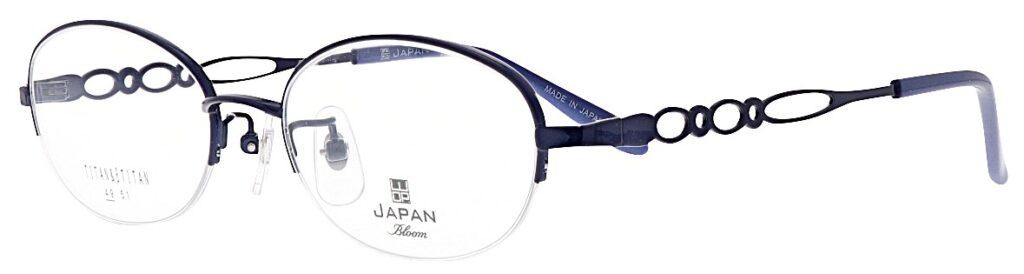 ご婦人用遠近両用眼鏡WOPブルーム:BL3041J