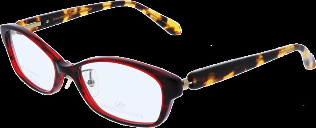 ご婦人用遠近両用眼鏡WOPブルーム:LC-106