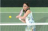 テニスどきの視覚化は重要イメージトレーニング