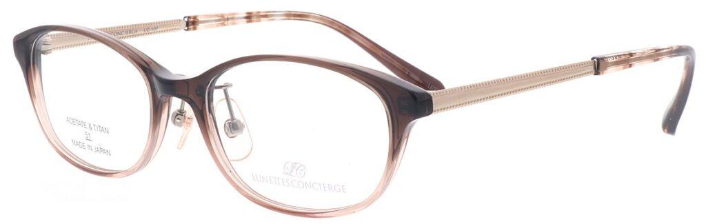 ご婦人用遠近両用眼鏡WOPブルーム:LC-103