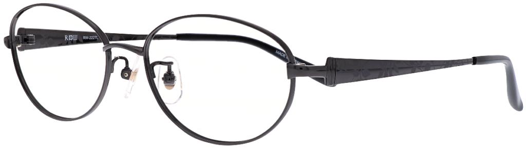 ご婦人用遠近両用眼鏡WOPブルーム:RW2227L