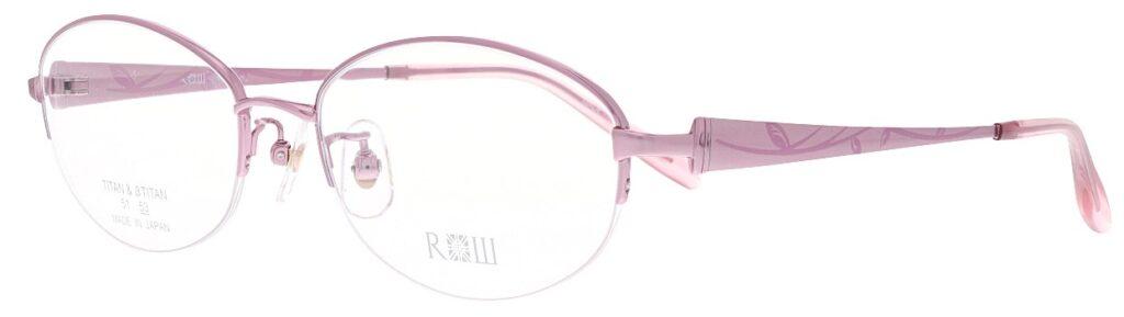 ご婦人用遠近両用眼鏡WOPブルーム:RW2228L