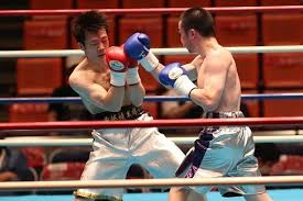 ボクシングどきの視覚化は重要イメージトレーニング